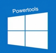 Windows 10 - Powertools